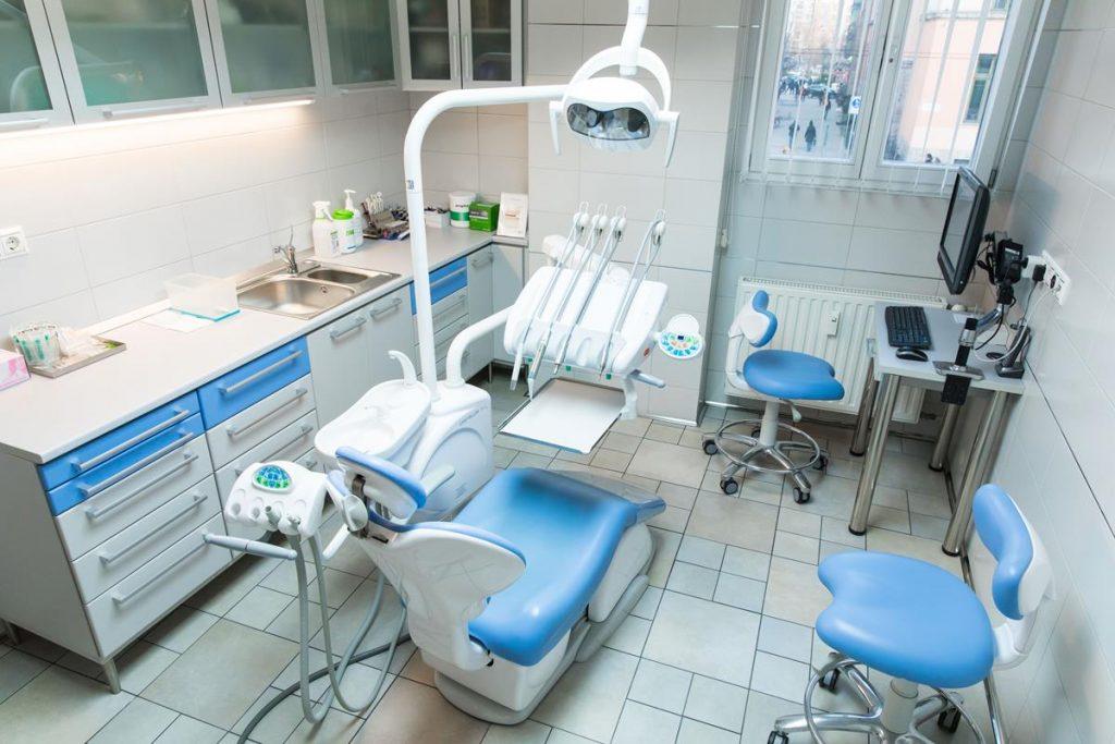 Szájzár kezelésére is alkalmas rendelő, Dentpoint Centrum