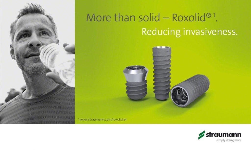 A Straumann roxolid implantátum az egyik legjobb Straumann implantátum.