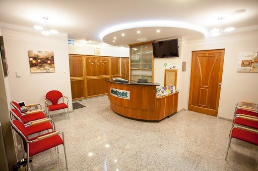 Dentpoint Implantológiai és Parodontológiai Centrum ügyfélváró