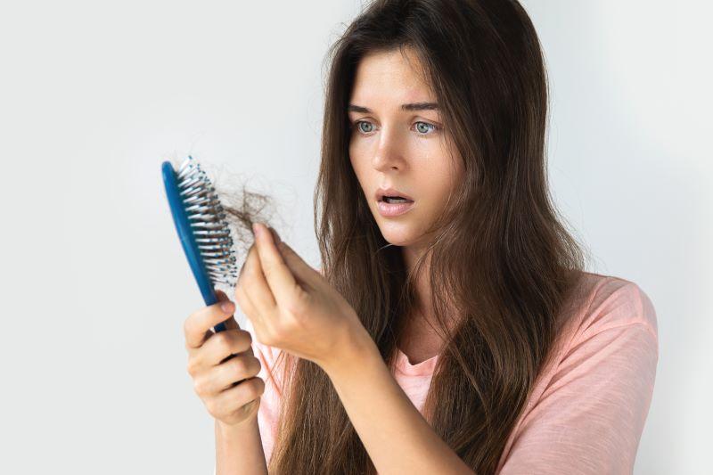 fogaszáti góckutatás hajhullás